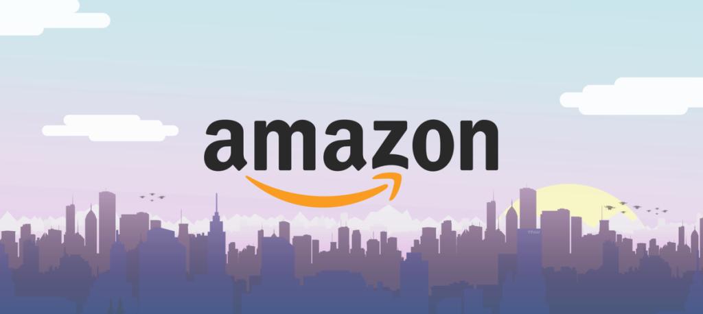 logo di Amazon Foto