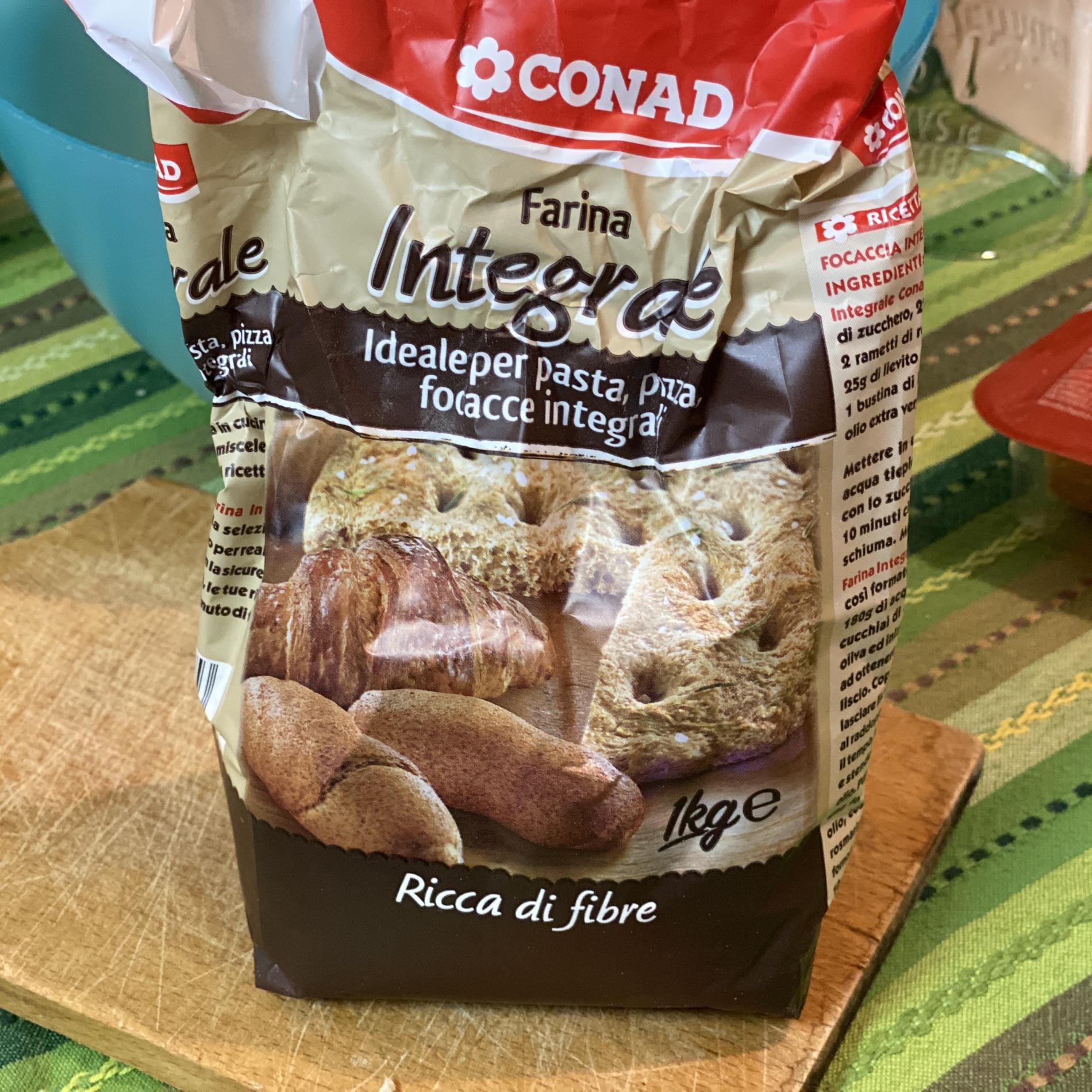 Sacchetto di farina