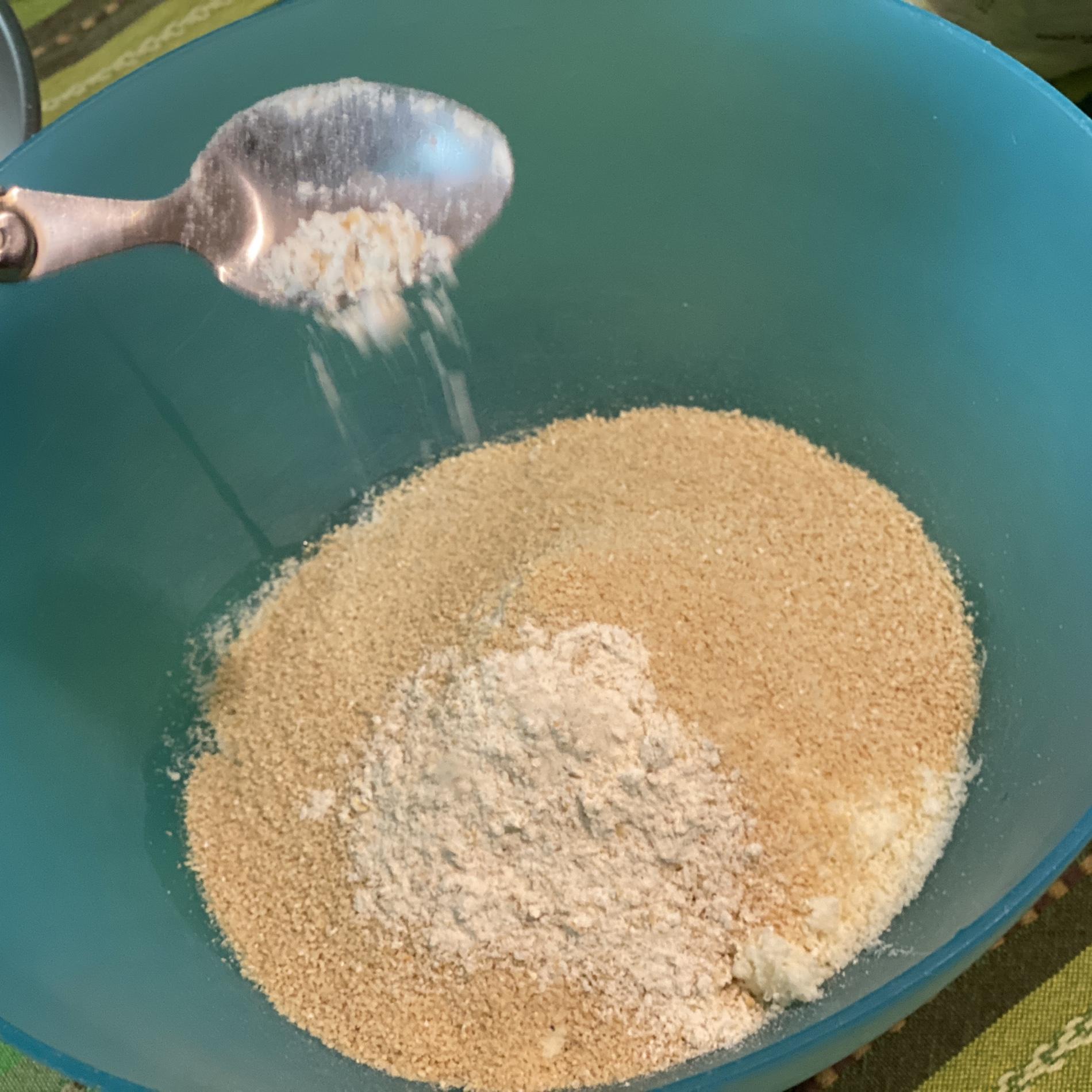 cucchiaio di farina integrale